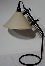 vintage table lamp - Designer Tisch Leuchte Tischlampe Arbeitsplatz Lampe ~80er