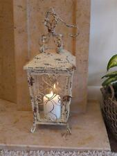 Large Metal Lantern Candle Holder / Shabby Chic Lantern / Vintage Style, New