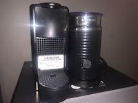 Nespresso Essenza Mini Original Espresso Machine With Aeroccino 3 Milk Frother