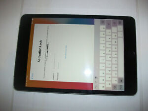 Apple iPad mini 4 16GB,Wi-Fi + Cellular(Unlocked),7.9in -Space Grey*PLEASE READ*