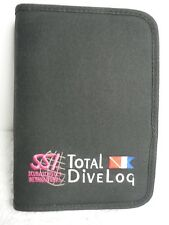 Brand New Scuba Schools International Total Dive Log