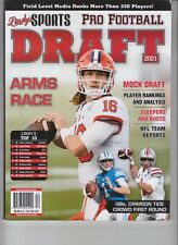 Lindy's Sports Pro Football Draft 2020 Magazine Book NFL Volume 14