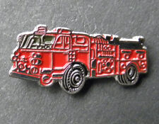 FIRE ENGINE FIREFIGHTER FIGHTER SUB PUMP RED TRUCK PIN  3/4 inch
