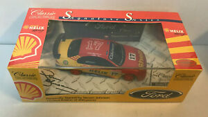 *SIGNED* STEVEN JOHNSON 2000 SIGNATURE SERIES TOURING CAR FORD 1:43 SCALE MODEL