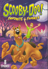 SCOOBY-DOO : FAVORITE FRIGHTS (DVD)