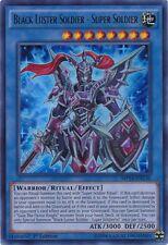 Black Luster Soldier - Super Soldier (MP16-EN136) - Ultra Rare - N. Mint - 1st E