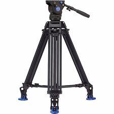 Cavalletto/Treppiede Video Professionale Benro BV6 (h.160cm c.6,0kg)