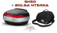 Baúl SHAD SH50 + Bolsa interna de regalo | D0B500 | Baul | Maleta | 50 Litros