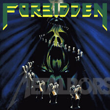 Forbidden Twisted into Form Patch/Aufnäher 601812 #