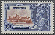 Mauritius Royalty Stamps