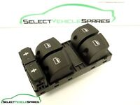 AUDI A6 C6 NEW GENUINE DRIVERS SIDE FRONT ELECTRIC WINDOW SWITCH PACK 2005-2011
