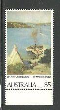 Album Treasures Australia Scott # 577 $5 McMahon's Point Mint NH
