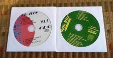 2 CDG SET WOMEN'S COUNTRY KARAOKE HITS LADY ANTEBELLUM/CARRIE UNDERWOOD CD+G