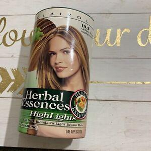 Clairol Herbal Essences Highlights For Women Hair Color HL2 Golden Blonde