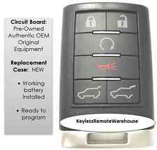 Keyless remote entry Denali XL starter driver 1 smartkey fob GM OUC6000066 start