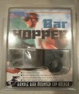 Topline BH1500 Bar Hopper Handlebar Mounted Cup Holder - Brand New in Box