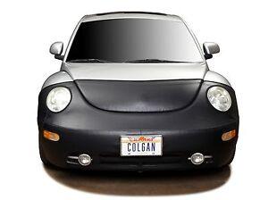 Colgan CF Front End Mask Bra 2pc. Fits Subaru Impreza WRX & STI 2011-2013 W/Lic.
