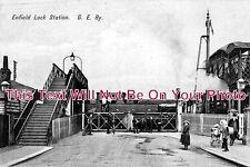 MI 32 - Enfield Lock Station, Middlesex - 6x4 Photo