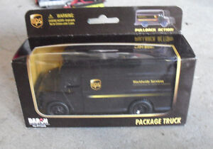 2012 Daron UPS Friction Delivery Truck NIB RT4349