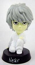 """Death Note Mini Bobble Head Plastic Figure-3"""" Near"""