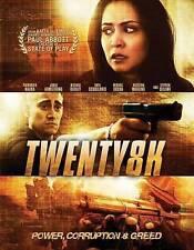 Twenty8K (DVD, 2013) Brand New Paeminder Nagra