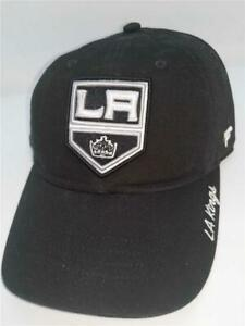 New Los Angeles Kings Mens Size OSFA Fanatics Black Hat