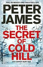 The Secret of Cold Hill by James, Peter Book The Cheap Fast Free Post
