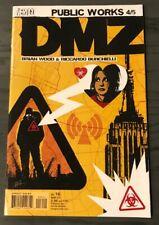 DMZ #16 in FN+ condition. DC comics 2007