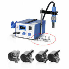 Hot Air Gun BGA Nozzles Kits For 850 852D Soldering Station Rework Tools DS