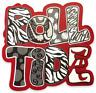 """Alabama Crimson Tide """"Roll Tide""""  Type Magnet"""