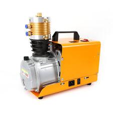40MPA Hochdruckluftpumpe Elektrische 72L//Min 220V Selbstabschaltung Luftpumpe