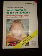 Neue Strategien gegen Legasthenie Petra Küspert