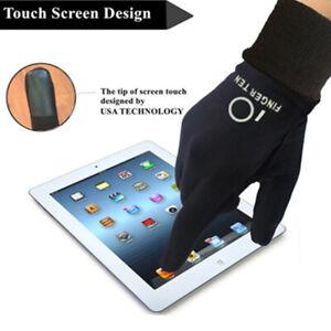 Kids Thermal Gloves Waterproof  Winter Ski Snow Warm Running Sports Touchscreen