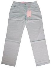 Mac Jeans Kati Clean Donna Pantaloni Chino women pants 36 L 26 femminile Fit Mint Verde