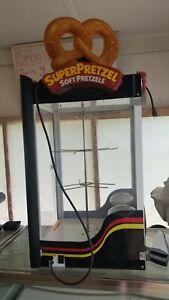 SuperPretzel Warming Cabinet