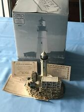 "Harbour Lights ,Rare,#417""Alcatraz Island,Ca., Open Edition,Nib"