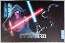 Star Wars Jedi Challenges Lenovo AR Headset w/Saber and Beacon Good Shape