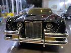 1/18 Autoworld Ertl George Barris' THE CAR 1977 Lincoln Mint In Box 1p Start NR