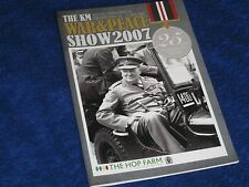 THE WAR & PEACE SHOW OFFICIAL PROGRAMME 2007