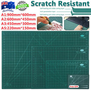 A1 A2 A3 Large Thick Self Healing Cutting Mat Double-Side Art Craft DIY Gifts A5