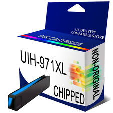 1 Cyan Generic Ink 971XL for use in hp Officejet Pro X551dw X576dw Printer