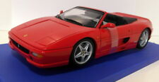 UT Models 1/18 Scale Diecast 180 074030 Ferrari F355 Spider Red Black Interior