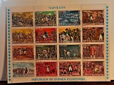 Stamps Napoleon (Republica de Guinea Ecuatorial) 16 Total