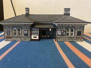 Hornby Skaledale Butterley Station Building