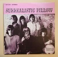 Jefferson Airplane - Surrealistic Pillow - 1967 Stereo 1st Press LSP-3766