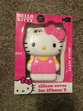 Hello Kitty Silicone Cover for iPhone 5 KT4495