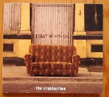 The Cranberries I Can't Be With You Cd-Single UK Digipack 1995