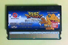 Digimon Adventure Anode Tamer WonderSwan WS Wonder Swan JAPAN USED
