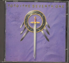TOTO The 7th Seventh One NEW CD 11 track LYRICS 12 page STEVE LUKATHER