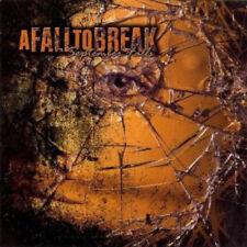 A FALL TO BREAK September Falls CD RARE OOP HARD ROCK METAL